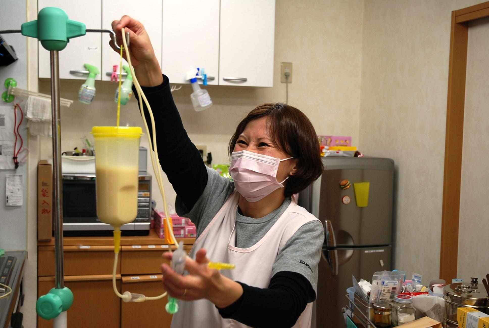 看護師 ヘネシー万智